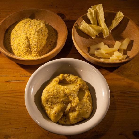 polenta crotto al prato chiavenna
